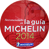 Recomended by Michelin Guide 2013