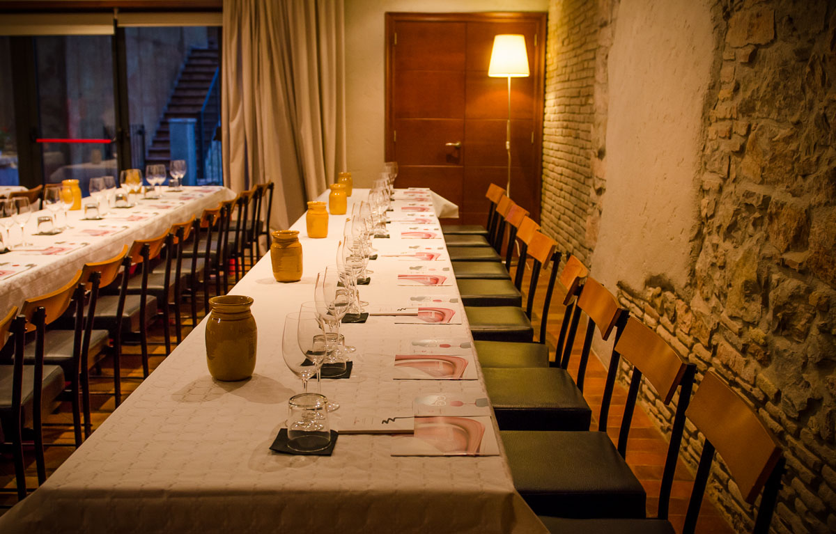 Sala Montsant, Room hiring and team-building activities (Priorat)