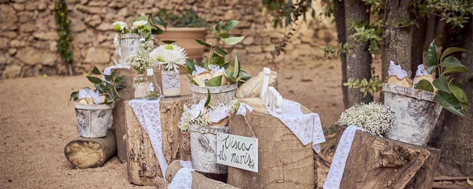 Llocs amb encant per casar-se al Priorat
