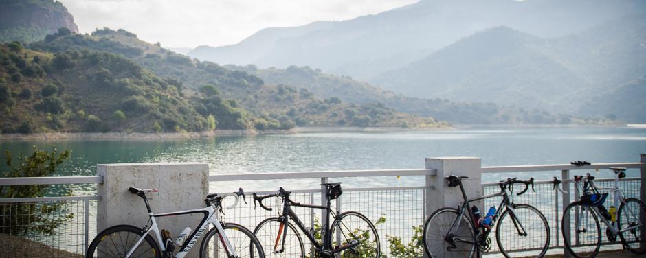 Ciclismo en el Priorat