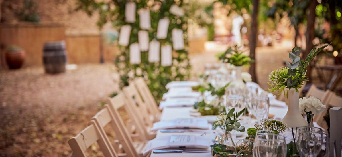 Un hotel para bodas con todos los servicios para tu boda