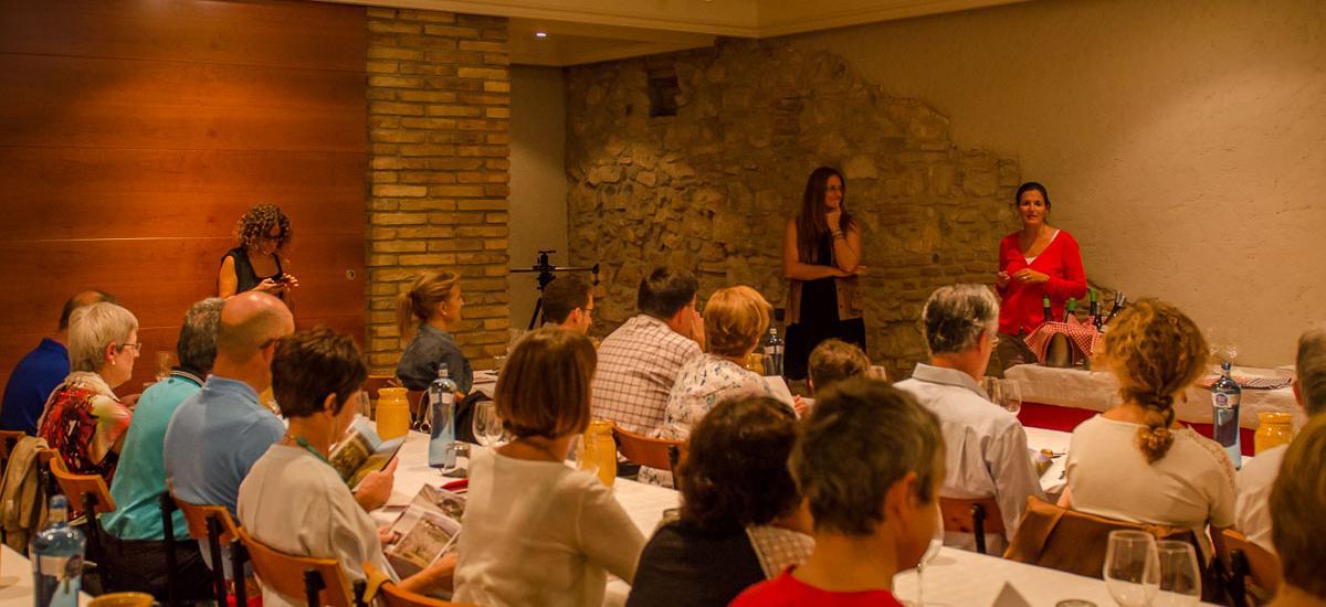 Teambuilding empresa priorat reuniones