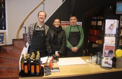 Viatge a Suïssa per assistir a un workshop de turisme