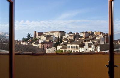 Views of Mansarda suite