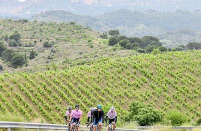 cicloturismo priorat rutas