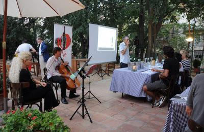 garden hotel catering Tarragona, Celebrations Garden Hotel Priorat, hotel restaurant celebrations Catalonia