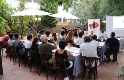 garden hotel catering Tarragona, Celebrations Garden Hotel Priorat, hotel restaurant celebrations Catalonia,