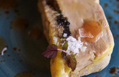 Restaurant hostal sport Falset - Foie micuit