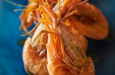 Restaurant hostal sport falset - gambes de tarragona