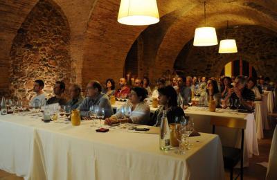 wine tastings hotel catalonia,celebrations of wine rural hotel catalonia,wine tastings priorat