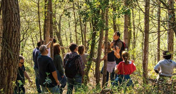 rutas trekking priorat la vilella hotel rural