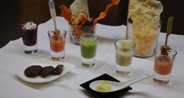 Gastronomia creativa a Hotel Hostal Sport