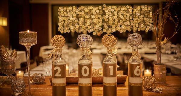 Sopar cap d'any 2016 al Priorat