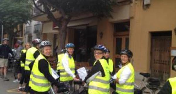 Rutes turístiques amb bicicleta al Priorat