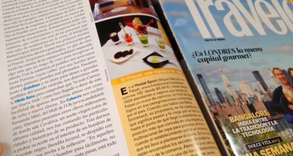 Hotel Hostal Sport revista de viatges