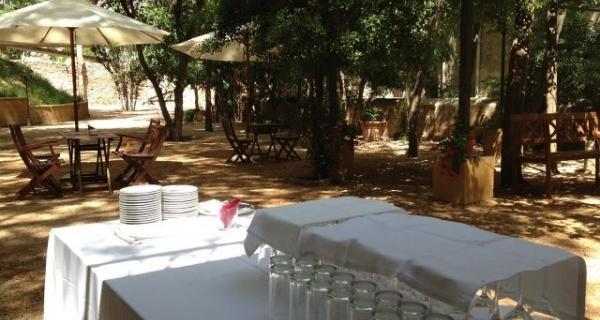 Jardí per a celebracions: comunions i bodes