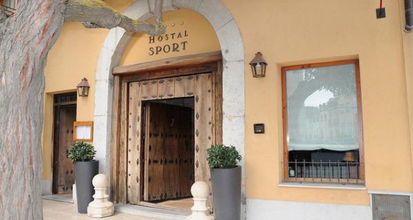L'Hotel-Hostal Sport de Falset entra al Voyage Privé