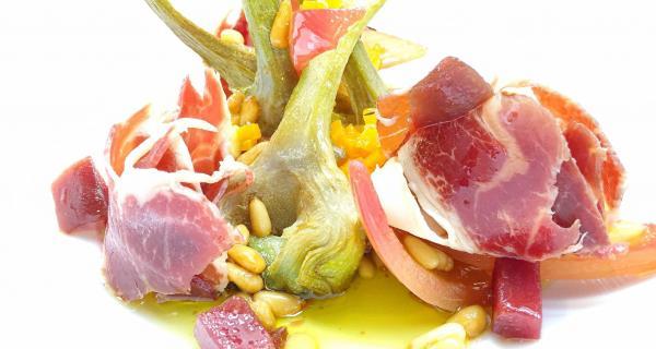 Restaurant de cuina catalana i productes de proximitat