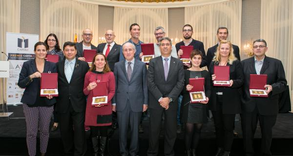 Guanyadors Premi Cartaví 2015
