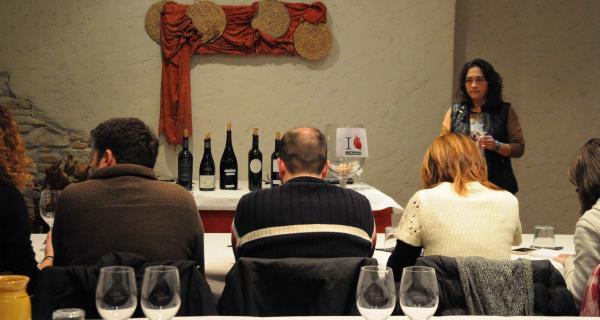 Hotel hostal sport priorat - Tast de vins DOQ Priorat