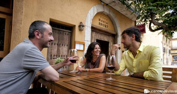 Hotel and winetourism in Priorat Region