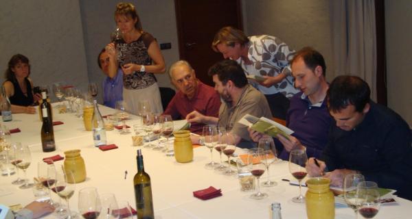 Visita de l'associació Bordeaux a l'Hotel Hostal Sport