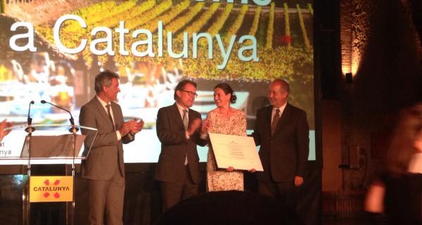 Premis Enoturisme de Catalunya