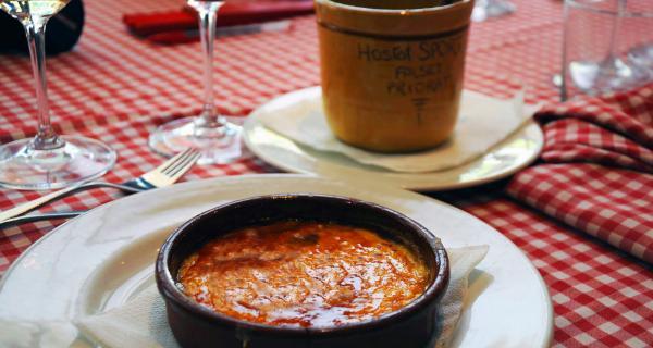 Restaurant Hostal Sport Priorat - crema catalana