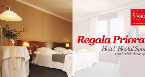 Promocions a Hotel Hostal Sport