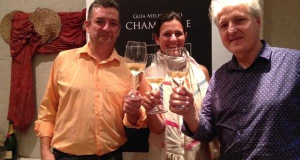 Hotel Hostal Sport - cata champagnes Priorat - Guia Melendo