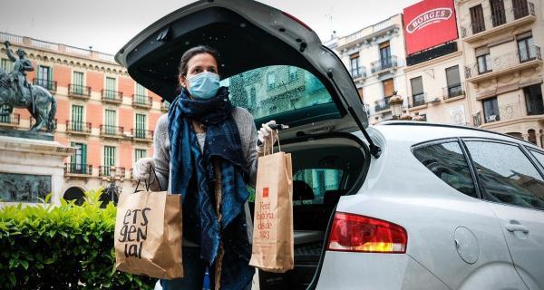 delivery priorat barcelona