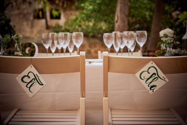 Boda hotel restaurant priorat hostal sport