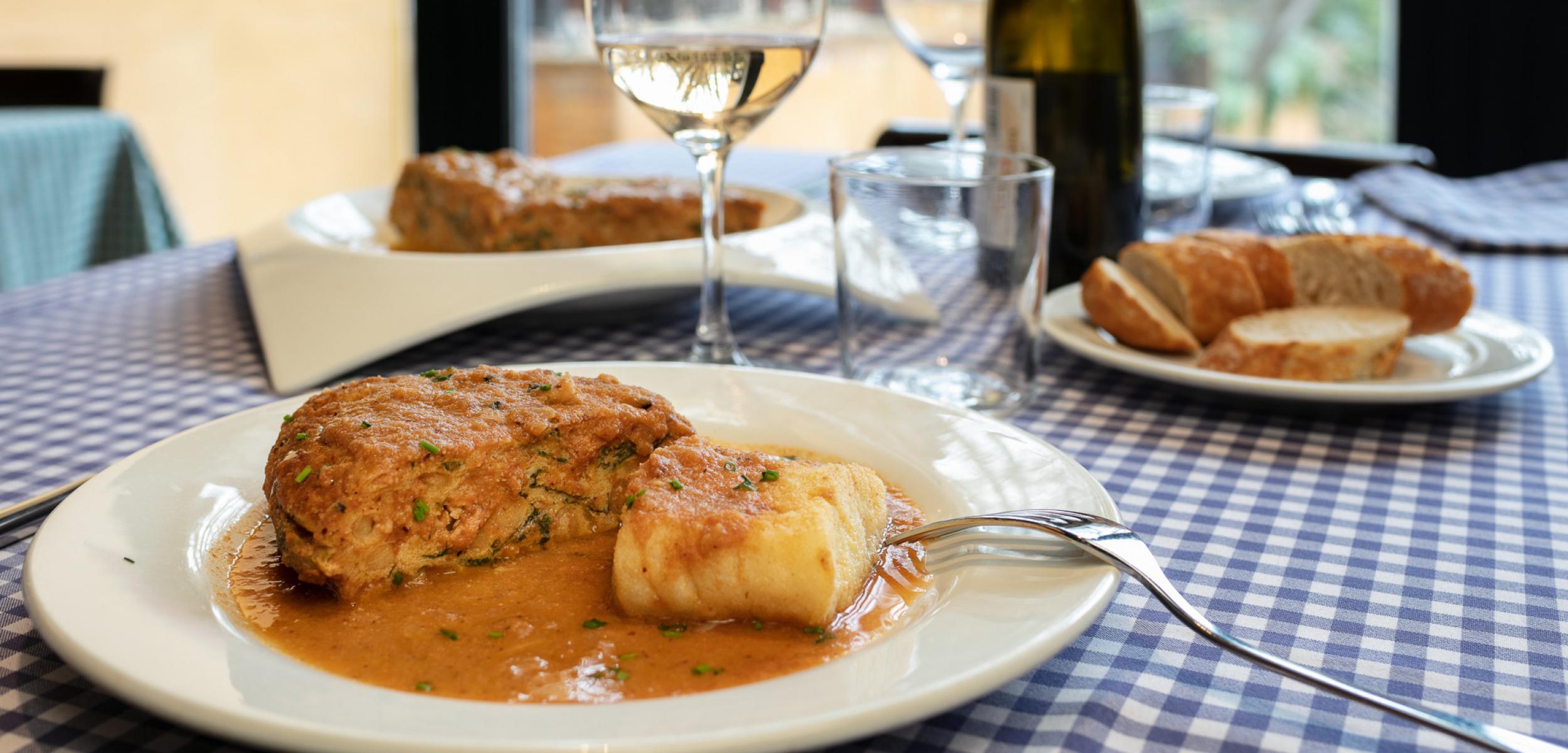 restaurante priorat cocina catalana