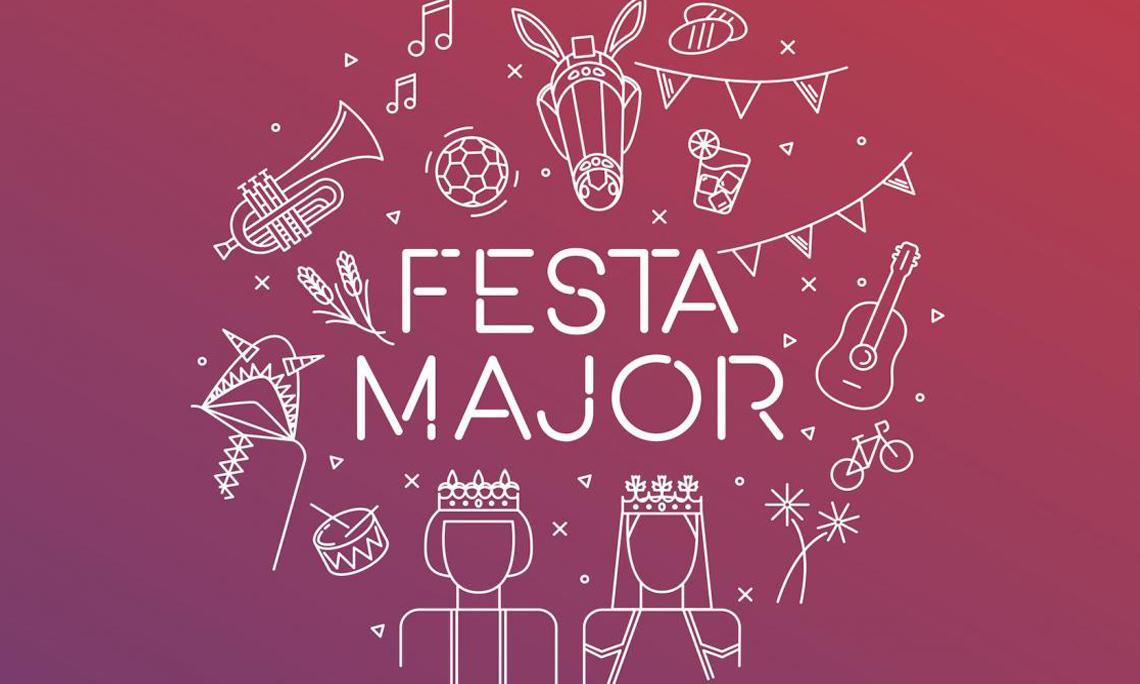 Festa major falset 2017