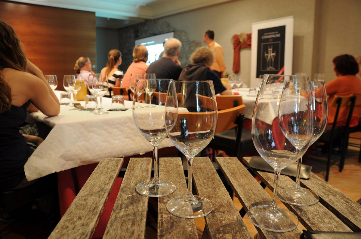 Tast de vins Priorat