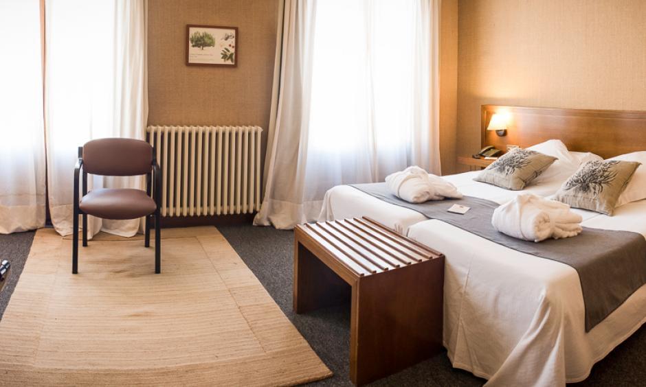 Habitació doble Hotel Sport Priorat