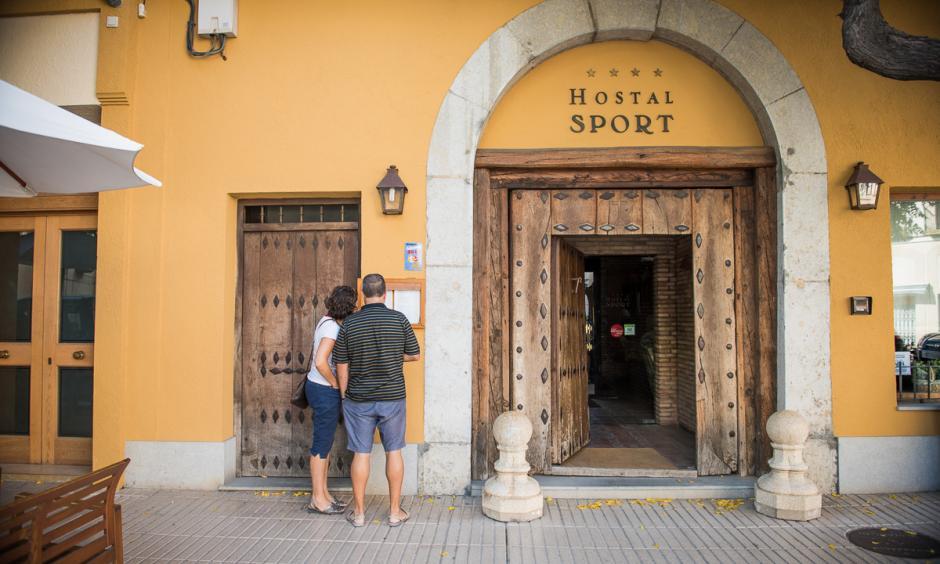 hotel hostal sport - hotel rural al priorat