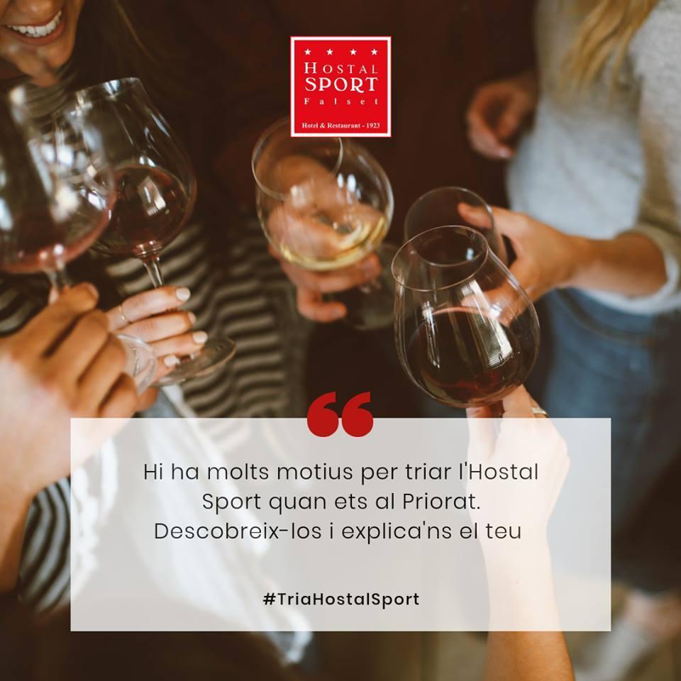 hotel enoturismo priorat vino wine