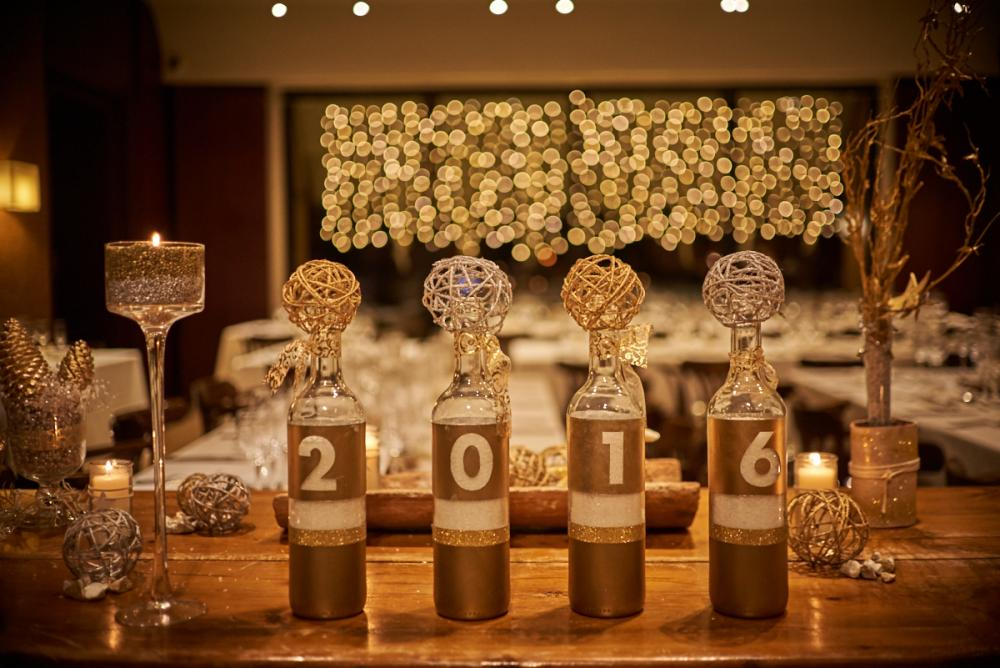 New Year's Eve party in Priorat wine region