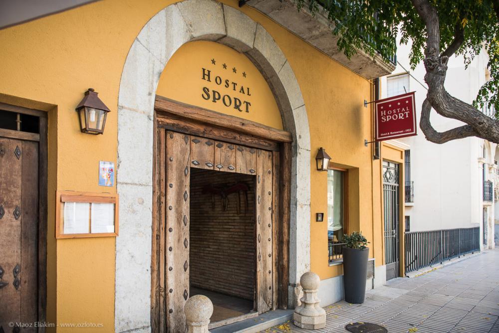 Hotel i Restaurant al Priorat
