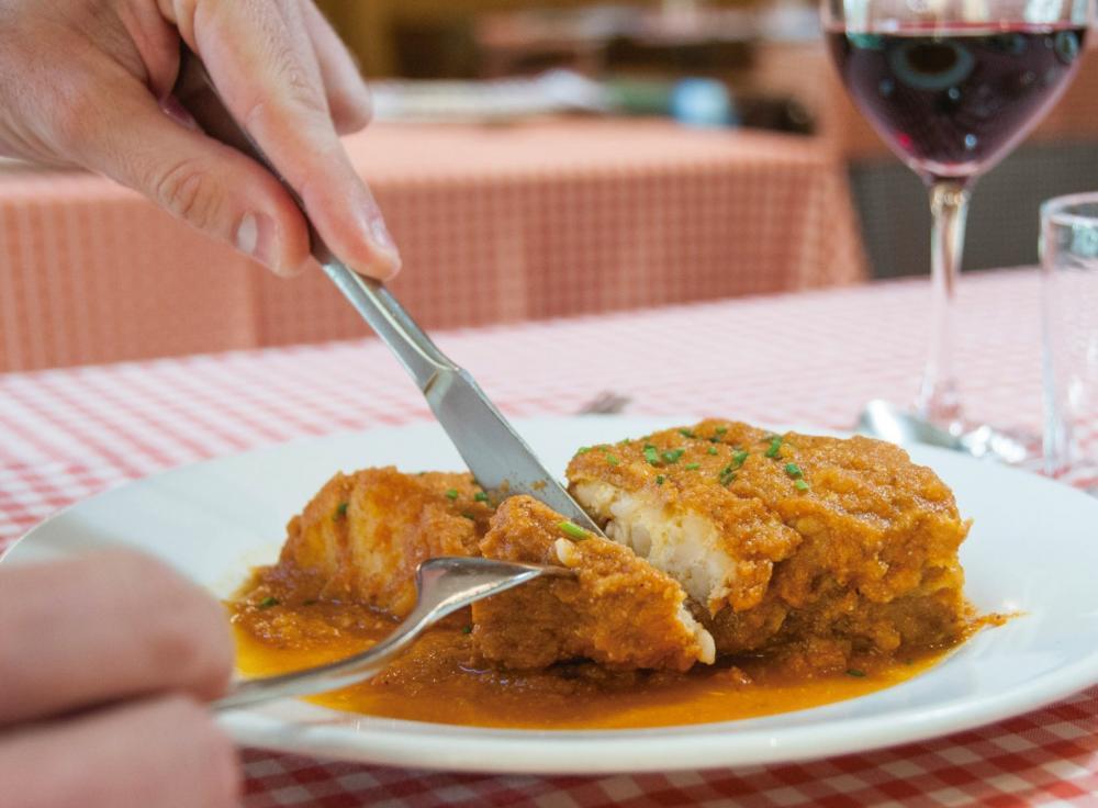restaurant priorat catalan food