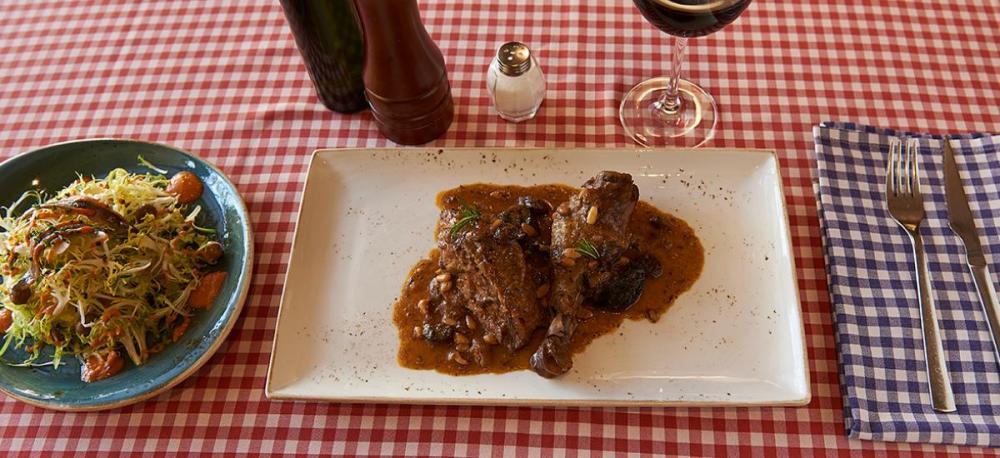 carta de tardor restaurant hostal sport de Falset