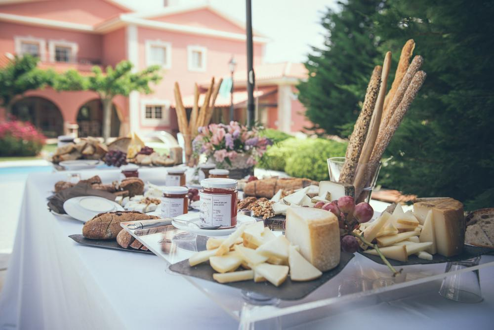 Catering service in Priorat