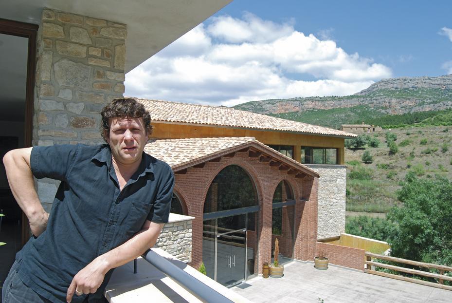 Jordi Vidal, la Conreria d'Scala dei